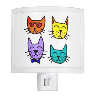 Cool Cats Nite Lites