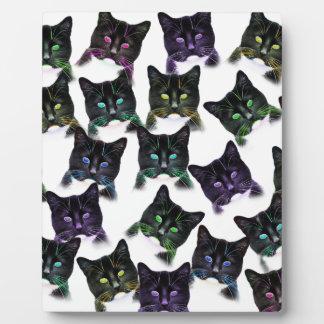 Cool Cats Plaque
