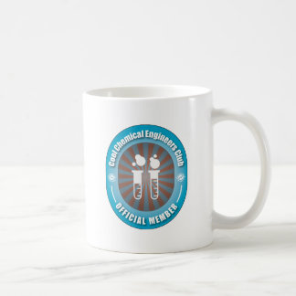 Cool Chemical Engineers Club Coffee Mug