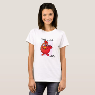 Cool Chicken Tee Shirt For All