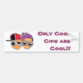 Cool Cids bumper sticker