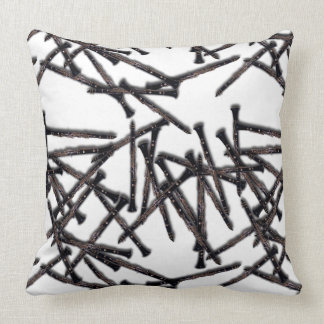 Cool Clarinets Throw Pillow