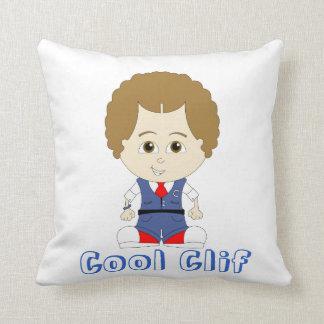 Cool Clif Pillow