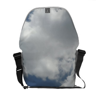 Cool Clouds Design Courier Bag
