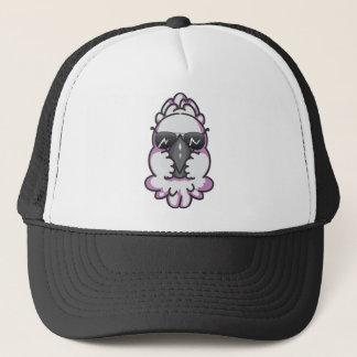Cool cockatoo trucker hat