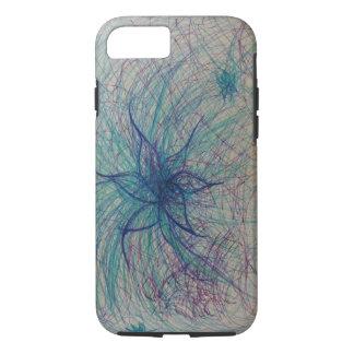 Cool Color Flower Phone Case