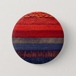 Cool Colorful carpet cloth texture background desi 2 Inch Round Button