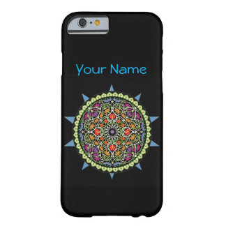 Cool Colorful Design Personalize Name Iphone Case