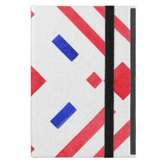 Cool Colorful Geometric Patterns Case For iPad Mini