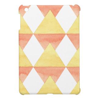 Cool Colorful Geometric Patterns iPad Mini Case