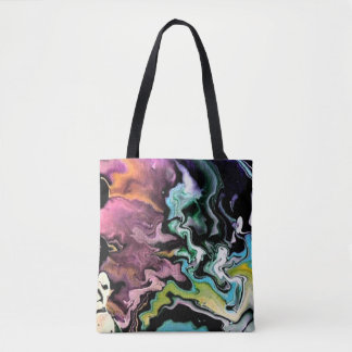 Cool Colors Tote