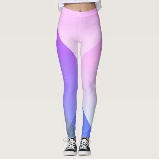 Cool Colour Graphic Leggings