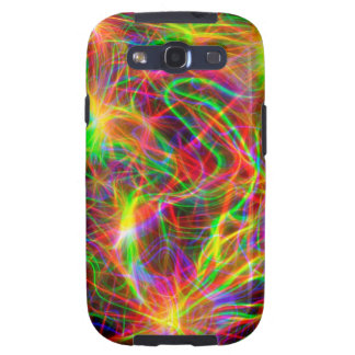 cool colourful fractal galaxy s3 case