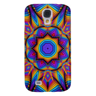 Cool colourful kaleidoscope HTC Vivid Tough Case Samsung Galaxy S4 Cases