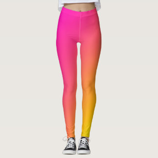 Cool Colours for the Cool Girl in You Leggings
