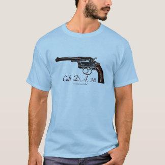 Cool Colt revolver t-shirt