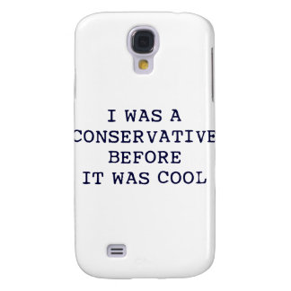 Cool Conservative