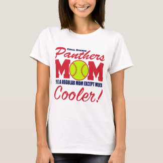 Cool Coral Springs Mom T-Shirt