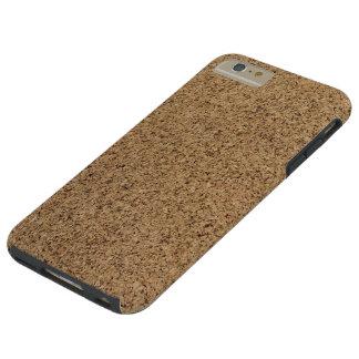 Cool Cork Case For iPhone 6 Plus, Tough!