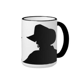 Cool Cowboy Ringer Mug