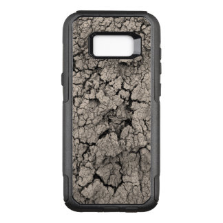 COOL Cracked Earth Dirt Cool Texture OtterBox Commuter Samsung Galaxy S8+ Case