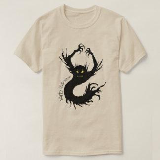 Cool Creepy Demon Creature Halloween T-Shirt