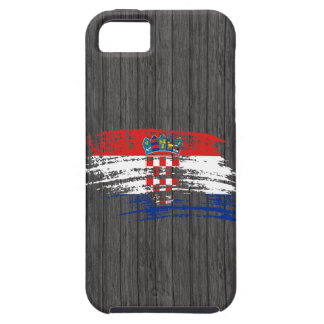 Cool Croatian flag design iPhone 5 Covers
