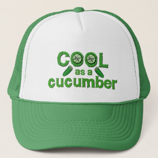 Cool Cucumber hat - choose color