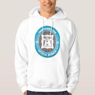 Cool Curators Club Hooded Sweatshirt
