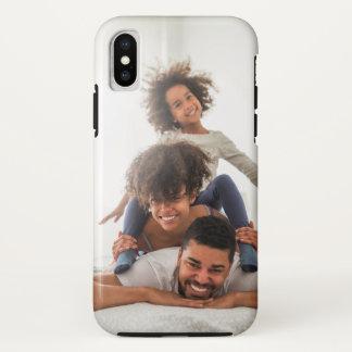 Cool Custom Personal Photo iPhone X Case