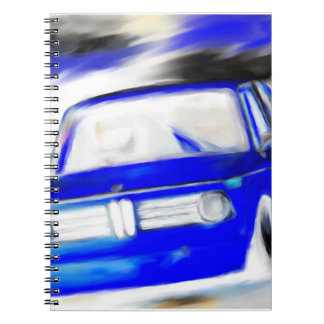 Cool Customer Notebook
