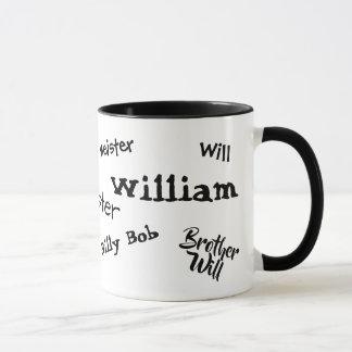Cool Customized Funny Nicknames Coffee Mug for Him