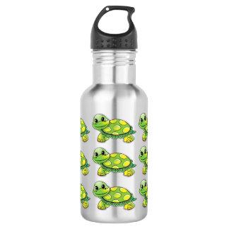 Cool Cute Turtle 532 Ml Water Bottle