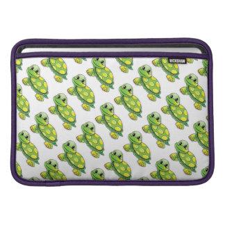 Cool Cute Turtle MacBook Sleeve
