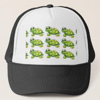 Cool Cute Turtle Trucker Hat