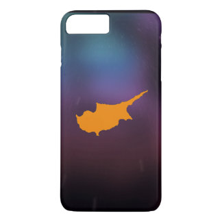 Cool cyprus Flag Map iPhone 7 Plus Case
