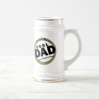 Cool Dad Father's Day 18 Oz Beer Stein