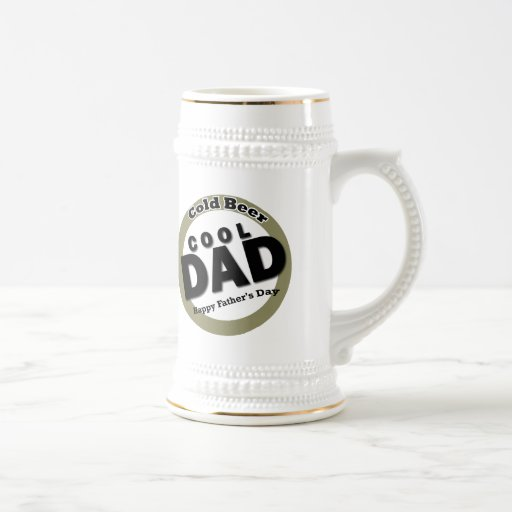 Cool Dad Father's Day Mugs