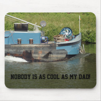 cool dad mouse pad