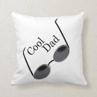 Cool Dad Throw Pillow
