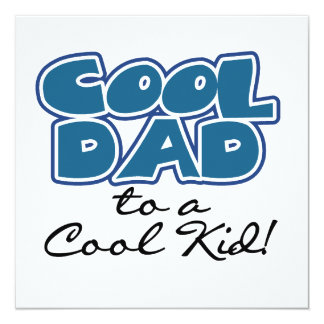 Cool Dad to a Cool Kid Gifts Announcement
