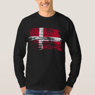 Cool Danish flag design T-Shirt