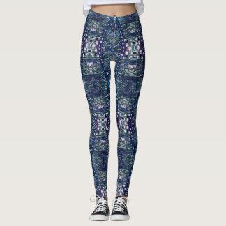Cool Decorative Pattern Leggings