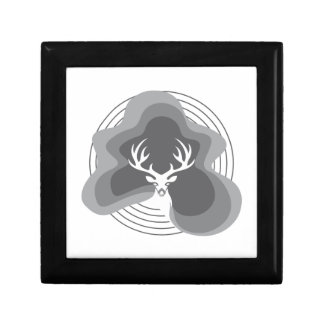 Cool Deer Design Gift Box