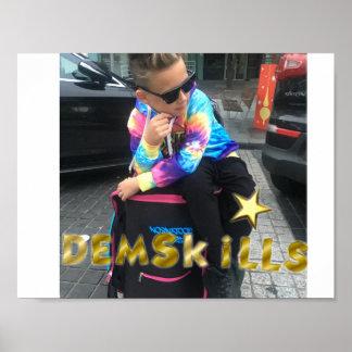 Cool demskills/Jesse poster