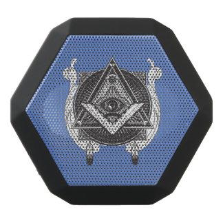 Cool design Iluminati Black Bluetooth Speaker