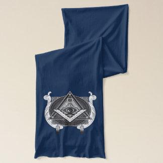 Cool design Iluminati Scarf
