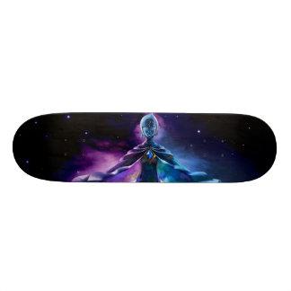 Cool Design painting Skate Deck