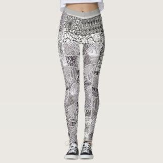 cool design that i came up with leggings