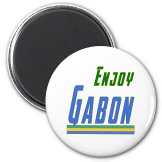 Cool Designs For Gabon Magnet